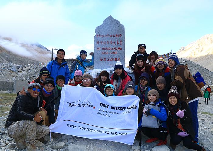 开封去西藏旅游