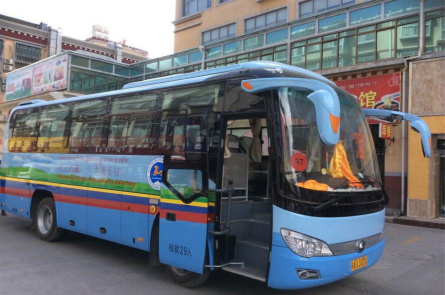 金龙旅游大巴29座