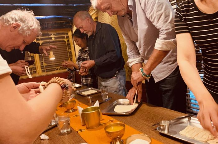 西藏地接提供游客体验自己做饭