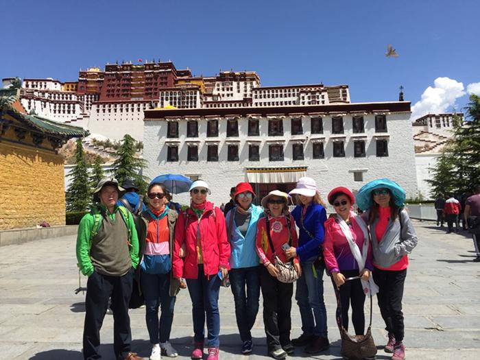 报团西藏旅游多少钱