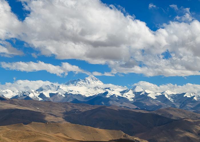 珠峰大本营2月天气以及穿衣指南