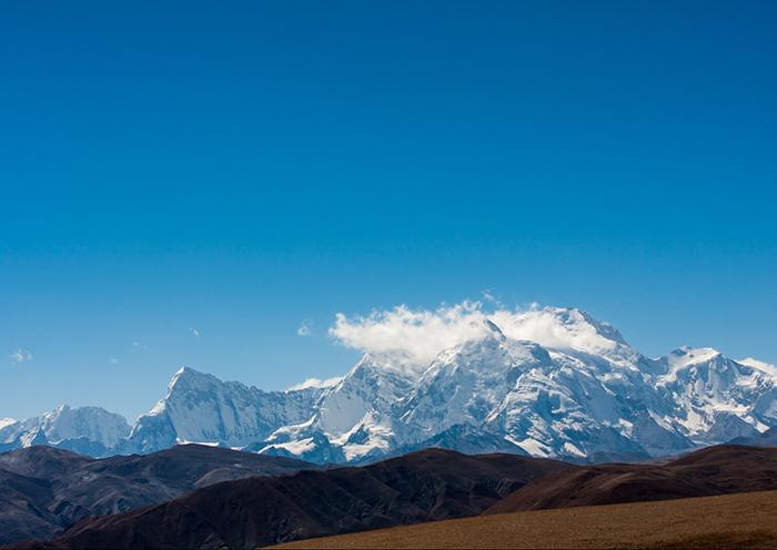 珠峰大本营8月天气