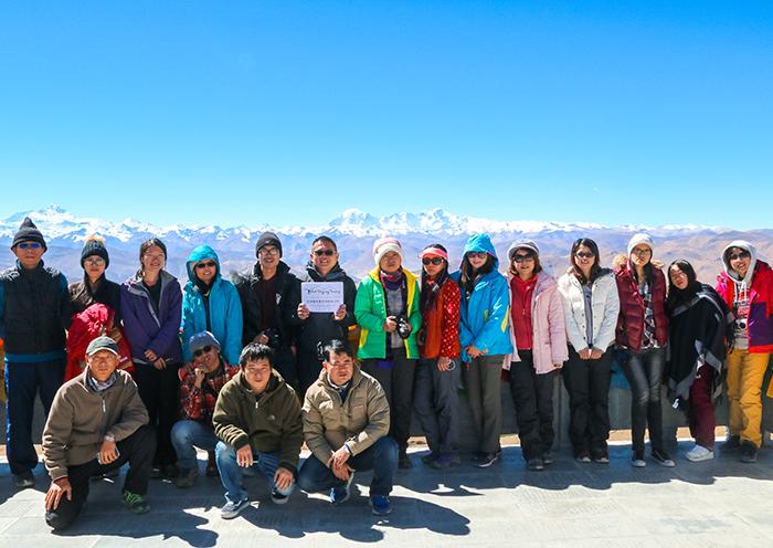 西藏七日游行程路线以及旅游费用