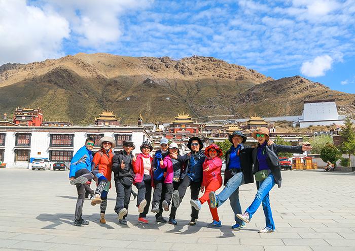 南京去西藏旅游
